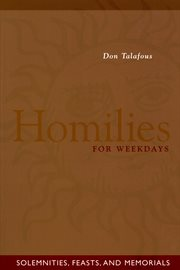 Homilies For Weekdays