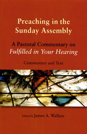 Preaching in the Sunday Assembly