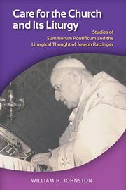 Care for the Church and Its Liturgy