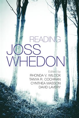 Cover image for Reading Joss Whedon