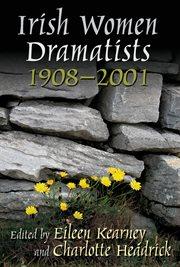 Irish Women Dramatists