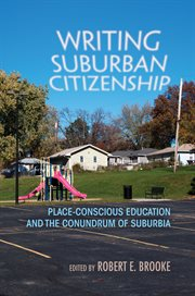 Writing Suburban Citizenship