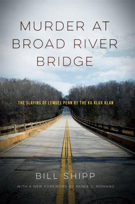 Cover image for Murder at Broad River Bridge