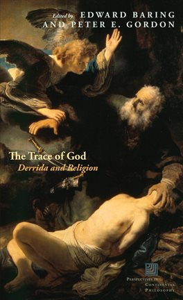 Cover image for The Trace Of God