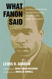 What Fanon Said