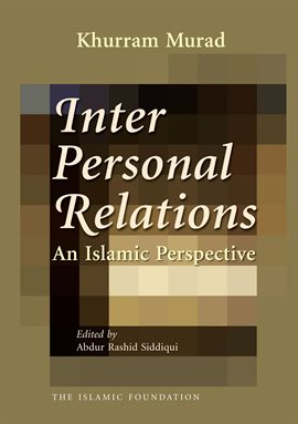 Cover image for Interpersonal Relations