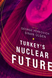 Turkey's nuclear future cover image