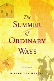The summer of ordinary ways cover image