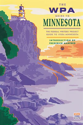 Cover image for The WPA Guide to Minnesota
