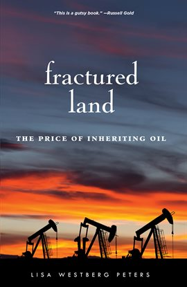 Cover image for Fractured Land
