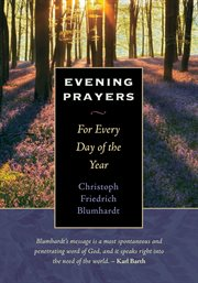 Evening Prayers