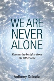 We are never alone cover image