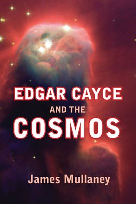 Cover image for Edgar Cayce and the Cosmos
