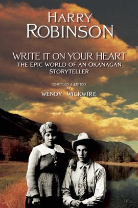 Cover image for Write It on Your Heart