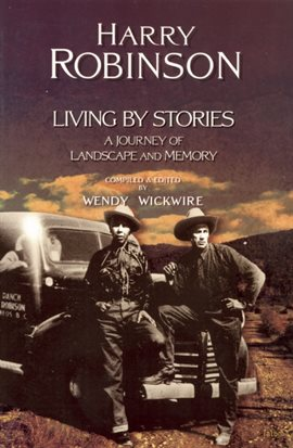 Cover image for Living By Stories