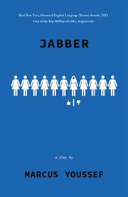 Jabber: a play by cover image