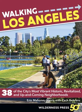 Walking Los Angeles, book cover