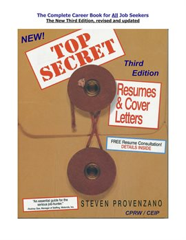 Cover image for TOP SECRET Resumes & Cover Letters