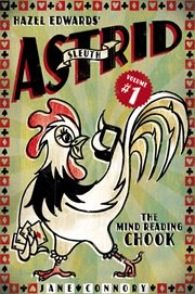The mind-reading chook cover image