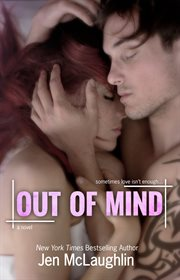 Out of mind: a novel cover image