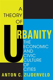 A Theory of Urbanity