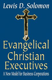 Evangelical Christian Executives
