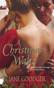 A Christmas waltz cover image