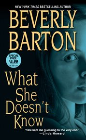 What she doesn't know cover image