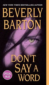 Don't say a word cover image