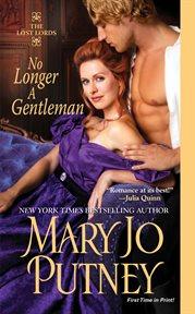 No longer a gentleman cover image