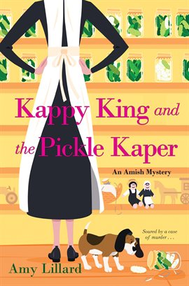 Cover image for Kappy King and the Pickle Kaper