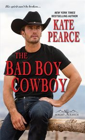 The bad boy cowboy cover image
