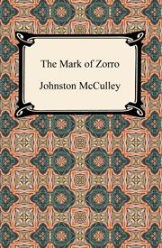 The mark of Zorro cover image