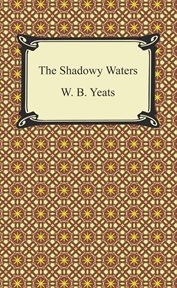 The shadowy waters cover image