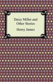 Daisy Miller and other stories cover image