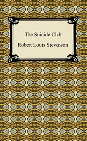 Dr. Jekyll and Mr. Hyde & the suicide club cover image