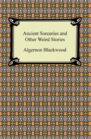 Ancient sorceries and other weird stories cover image