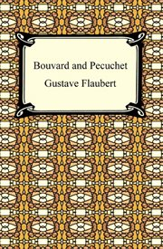 Bouvard and Pecuchet cover image