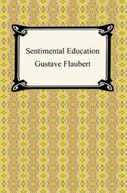 A sentimental education cover image