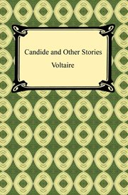 Candide and other stories cover image