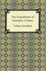 The expedition of Humphry Clinker cover image