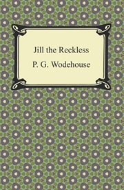 Jill the reckless cover image