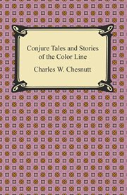 Conjure tales and stories of the color line cover image