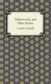 Jabberwocky and other poems cover image