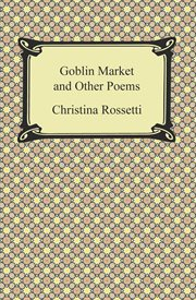 Goblin market and other poems cover image
