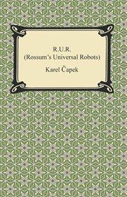 R.u.r cover image