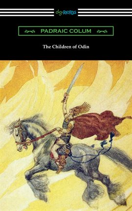 Cover image for The Children of Odin