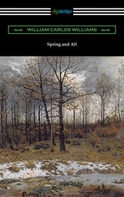 Spring and all cover image