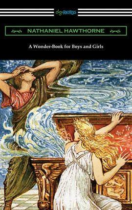 Cover image for A Wonder-Book for Boys and Girls