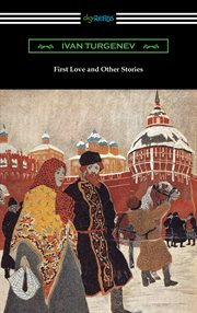 First love and other stories cover image